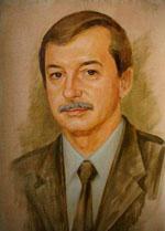 Мужские портреты маслом на холсте и