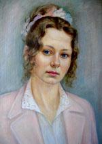 Современные портреты женщин
