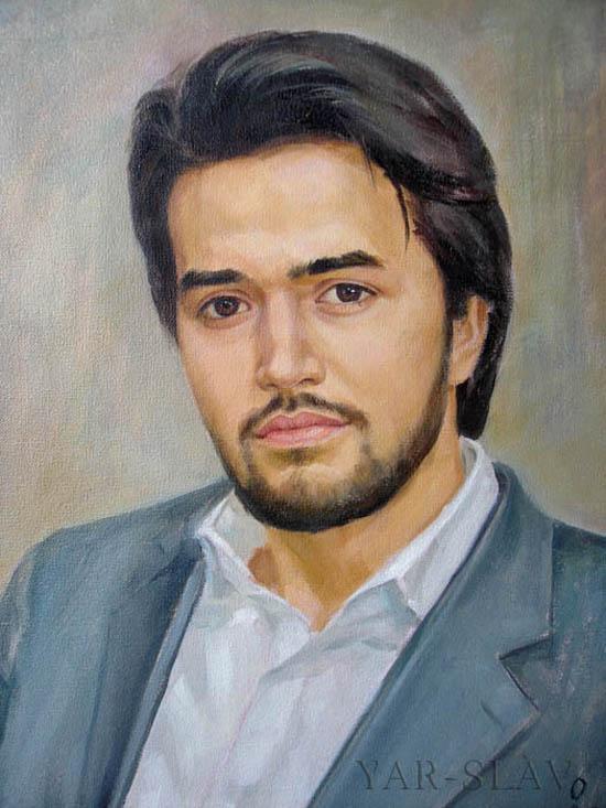Портреты: